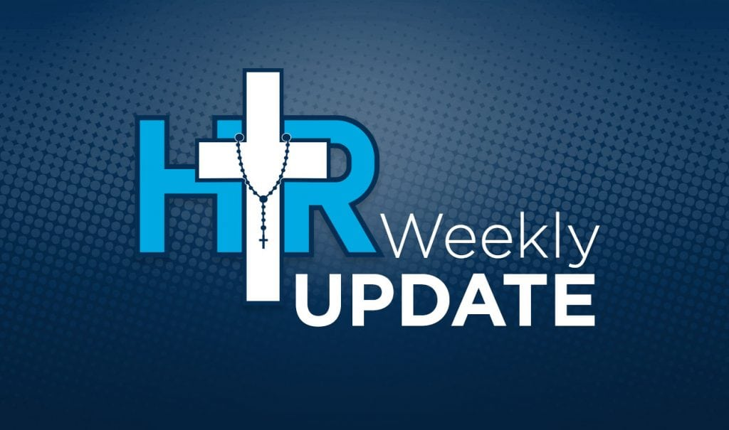 HRM Weekly Update- Sept.16