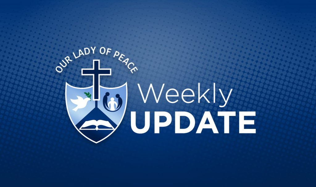 Weekly Update for March 18