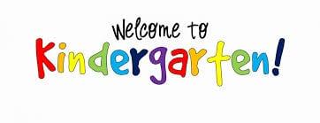 New Kindergarten Registrations for 2020-2021