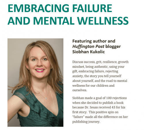Embracing Failure and Mental Wellness Presentation - Gr 4-8