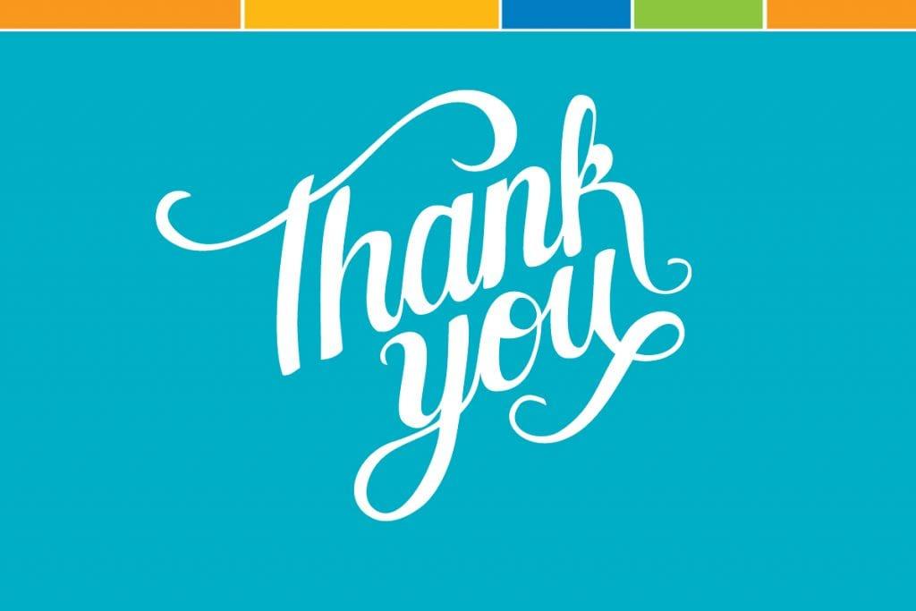 Staff Appreciation Day – May 10, 2019