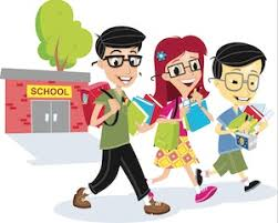 iWalk Wednesday - To School or Bus Stop