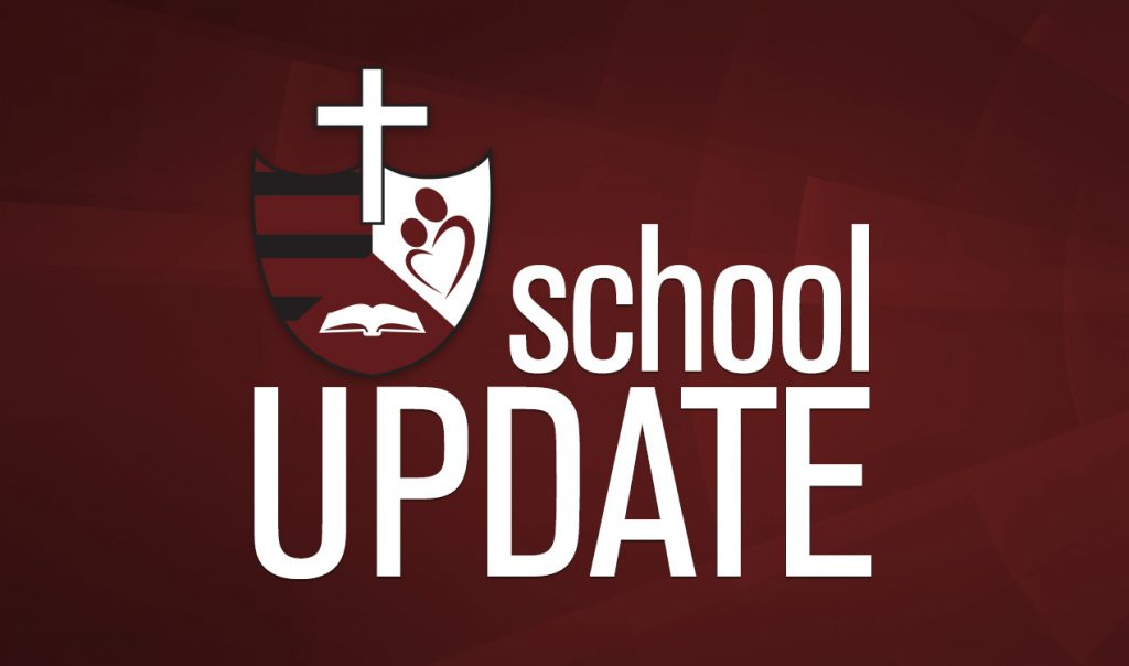 School Weekly Update November 4, 2019