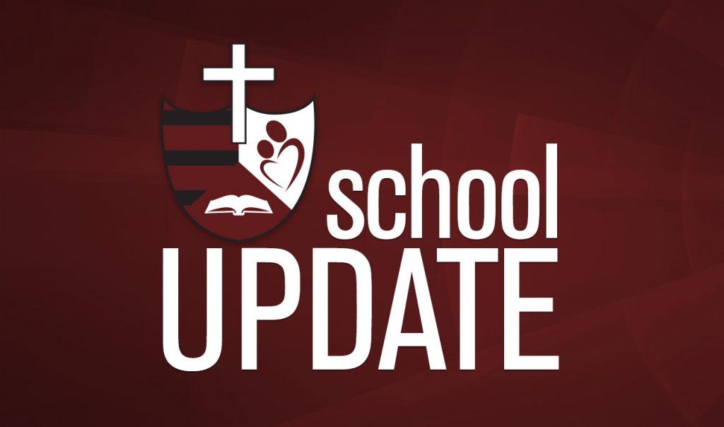 School Weekly Update November 11, 2019