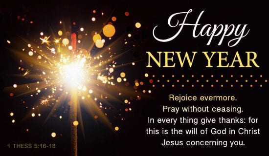 Happy New Year to all our St. Gabriel families!