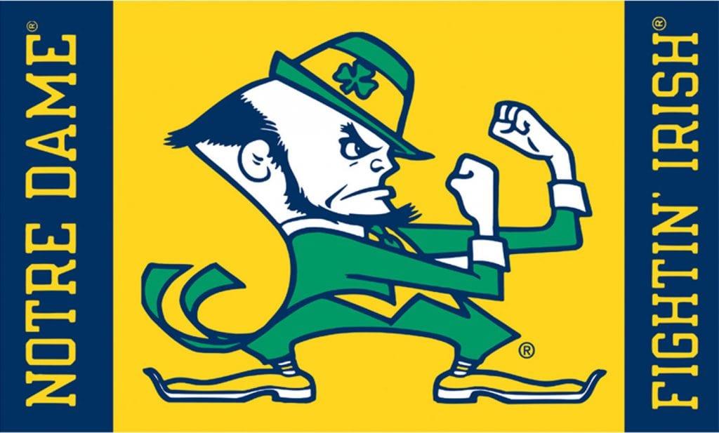 Notre Dame Fightin' Irish Summer Sports Camp