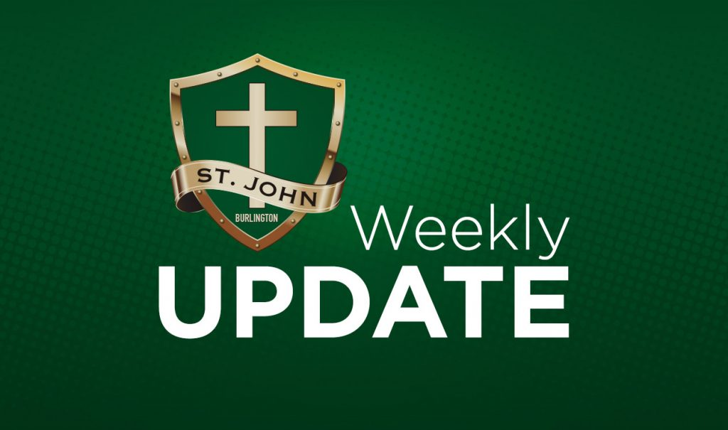 Weekly Update June 3