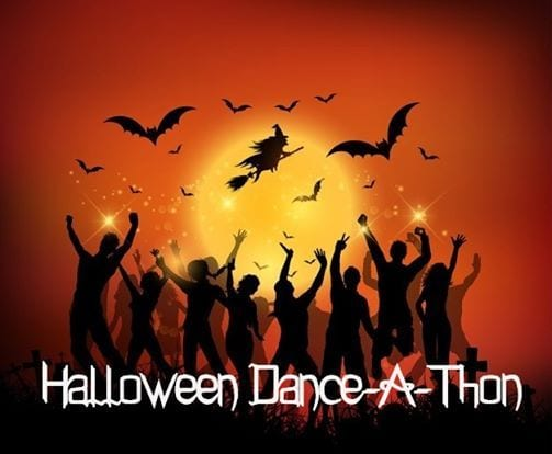 Halloween Dance-a-thon: Thursday October 31st 2019