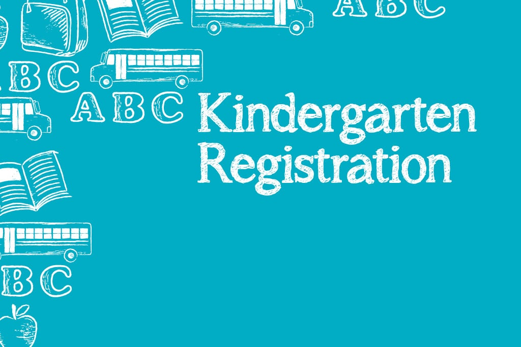 There's Still Time to Register for Kindergarten!