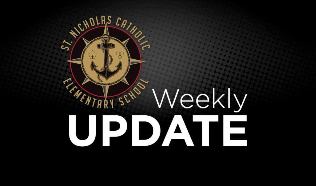 Weekly Update December 13th