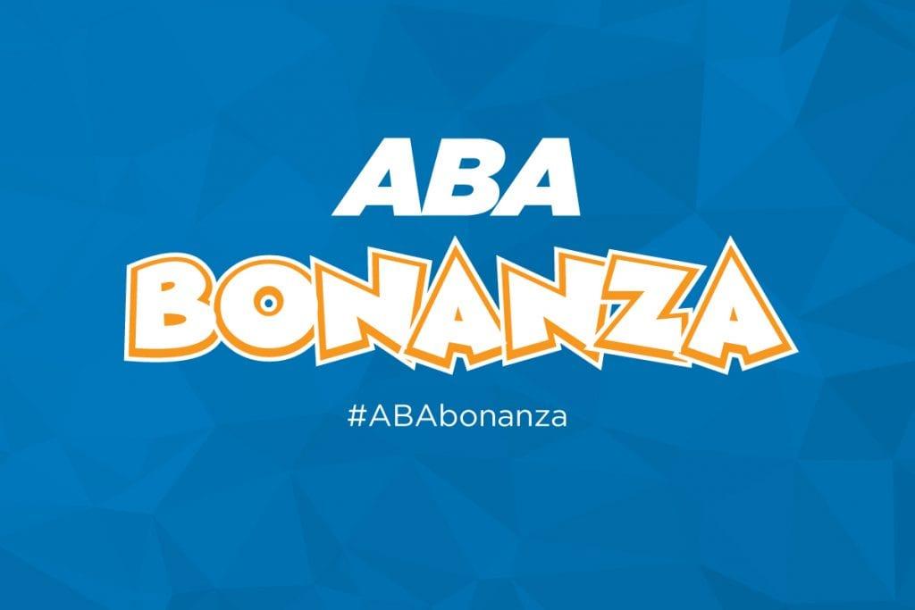 ABA for All Bonanza, Friday June 14