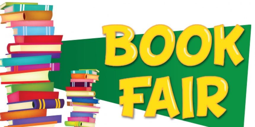 Book Fair at St. Patrick CES!