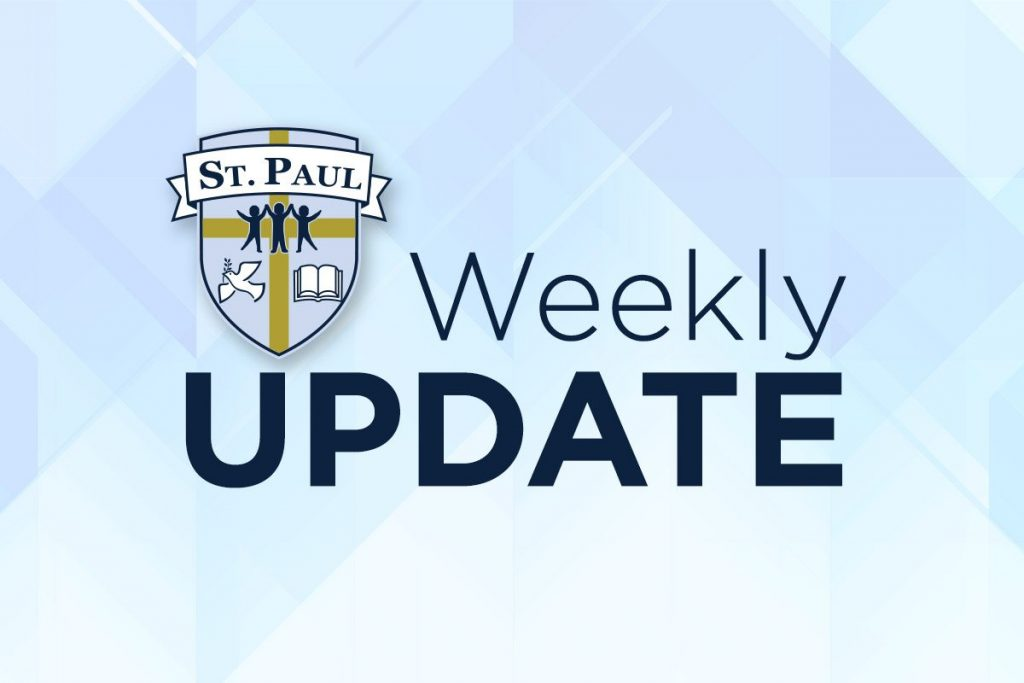 St. Paul Weekly Update April 22-26