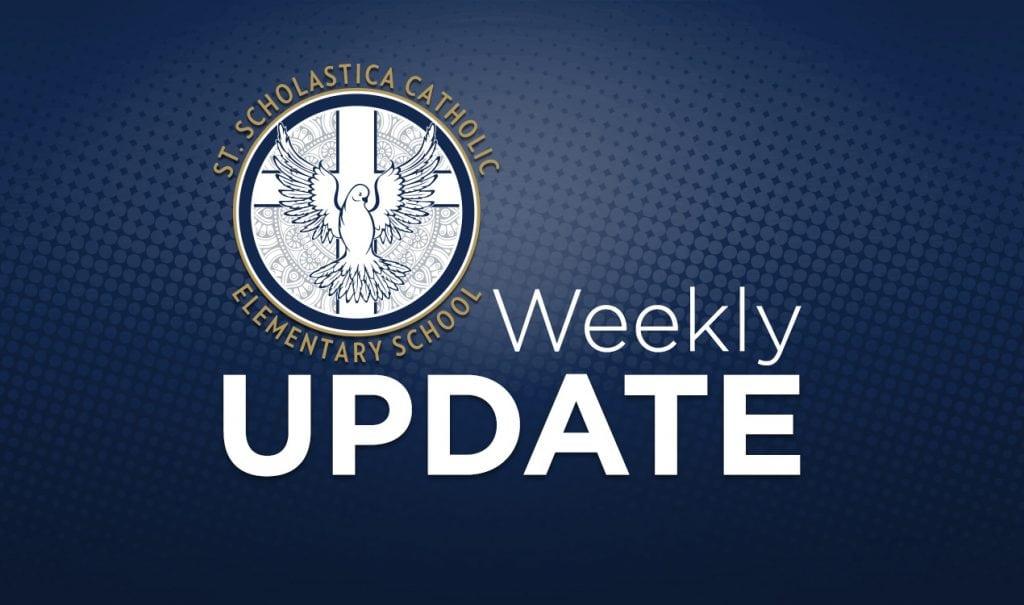 St Scholastica Halton Catholic District School Board Weekly Update Week Of September 14th 2020