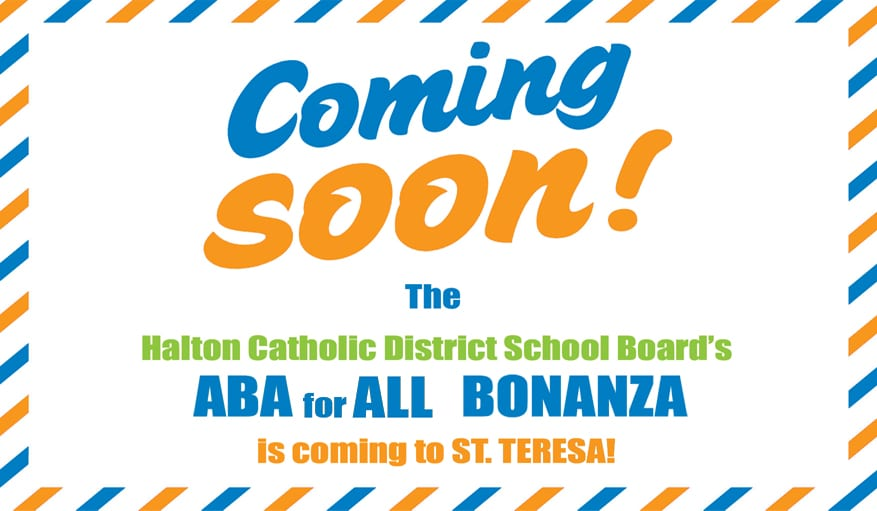Join Us for Our ABA for All Bonanza on May 21st!