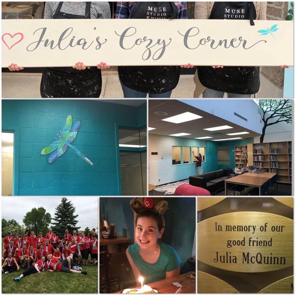 Julia's Cozy Corner – Unveiling on May 8th