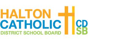 HCDSB 50 logo